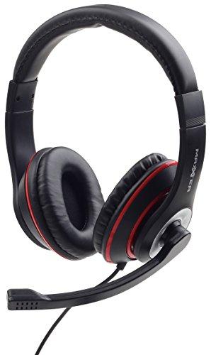 -net-solutions-casque-micro-pc-pour-gaming-musique-video-skype-noir-et-rouge