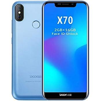 DOOGEE X70 móviles Libres - Pantalla de 5,3 Pulgadas con U