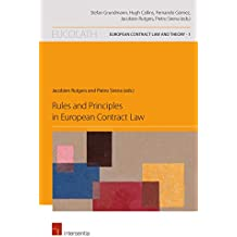 Rules and Principles in European Contract Law (European Contract Law and Theory)