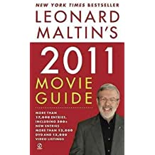 Leonard Maltin's 2011 Movie Guide (Leonard Maltin's Movie Guide (Mass Market))