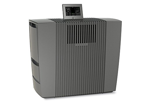 Venta LPH60 WIFI - Purificador de aire 165 m³/h, 45 m², 47 dB, 8 L, 99,95%, Antracita
