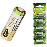 SaleOn™ Godrej GP Super Original 23A 5 Pieces Pack Of 12V Alkaline Battery High Voltage Cell Car Remote Battery-390