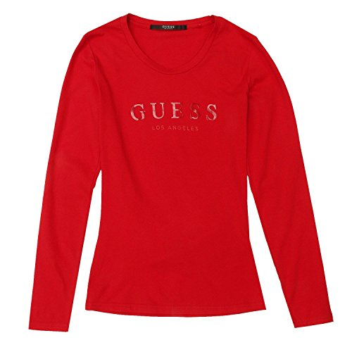 Guess T-Shirt W84I55 K6YW0 G5A5, Farbe Rot, Size S