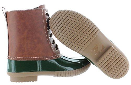 Canard Cheville Moda Essentials Pantalon de pluie Bottes Imperméable Vert - Olive
