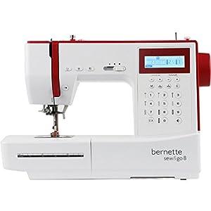 Bernette Sew & Go 8 - Máquina de coser de bernina