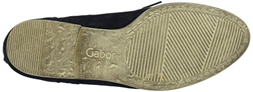 Gabor Shoes Fashion, Stivaletti Donna Blu (ocean So.fumo)