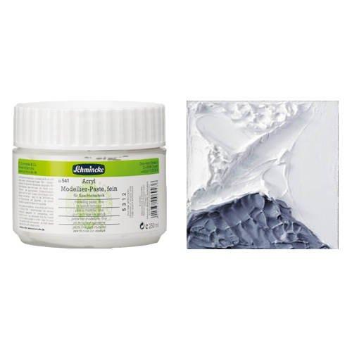 Schmincke Acryl Modellierpaste Fein, 250 ml [Spielzeug]