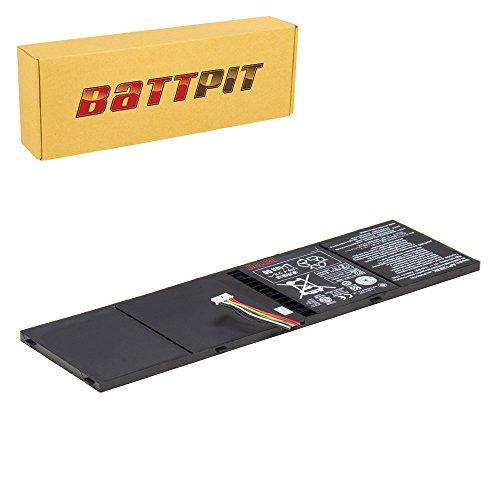 BattPit Notebook Akku für Acer Aspire V5-573G-54218G1Taii Aspire V5-573G-54208G50akk Aspire V5-573G-54208G50aii Aspire...