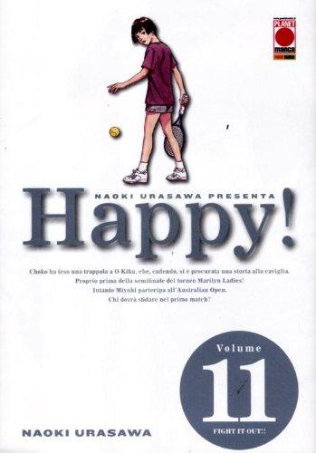 Happy!: 11 (Planet manga)