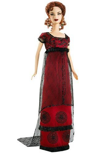 Titanic Kostüm - Barbie Collectibles K8666 Titanic Rose
