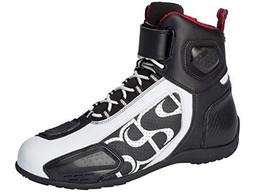 Preisvergleich Produktbild IXS Sport Boot Rs-400 Short Black-White 43