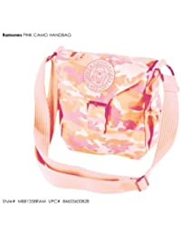 Pink camouflage sac a main t
