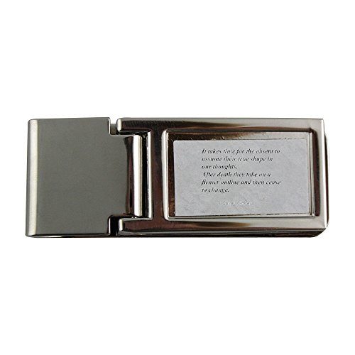 metal-money-clip-with-it-takes-time-for-the-absent-to-assume-their-true-shape-in-our-thoughts-after-