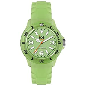 ice watch herren armbanduhr xl ice glow glow green big. Black Bedroom Furniture Sets. Home Design Ideas