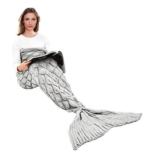 Meerjungfrauen Decke Häkeln Häkelhelfer