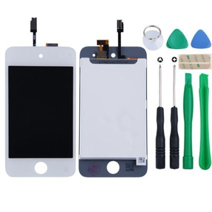 White iPod Touch 4 4th Gen 4
