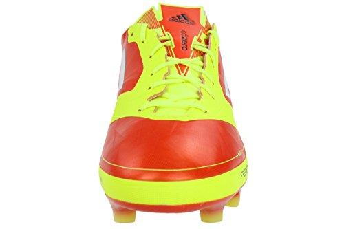 adidas  F50 adizero trx FG Syn,  Scarpe da calcio uomo Rosso (rosso)