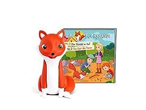 tonies 01-0144 Toy Figure Figura de acción de Juguete Niños - FiFiguras de acción y colleccionables (Figura de acción de Juguete,, Niños, De plástico, Zorro)