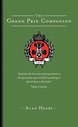The Grand Prix Companion por Alan Henry