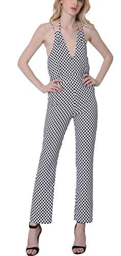 SunIfSnow - Combinaison - Pull - Sans Manche - Femme Blanc