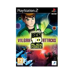 Ben 10 Alien Force: Vilgax Attacks [UK Import] (Ben 10 Alien Force Ps2)