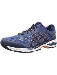 ASICS Herren Gel-Kayano 26 Running Shoe, Korallenrosa, Schwarz, 51.5 EU