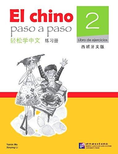 El chino paso a paso vol.2 - Libro de ejercicios