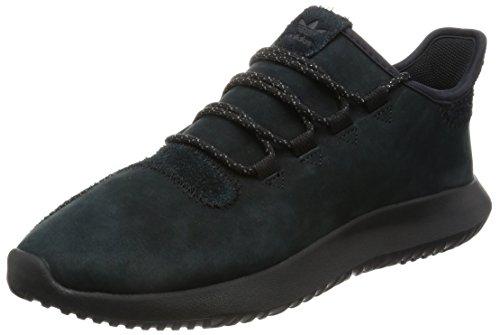 adidas Herren Tubular Shadow Sneakers, Schwarz (Cblack/Cblack/Ftwwht), 44 EU
