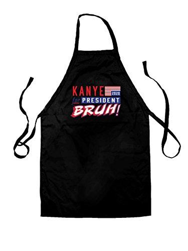 kanye-for-president-2020-unisex-fit-apron-black-one-size