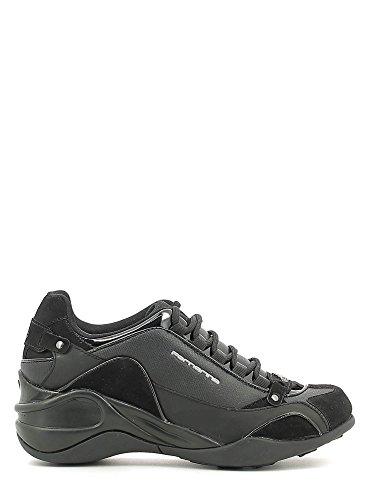 Fornarina PIFSE6432WVA0000 Sneakers Donna Pelle Sintetico Nero Nero 39