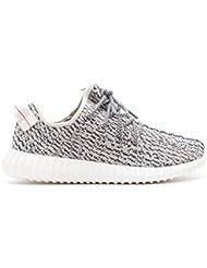 adidas Yeezy Boost 350 - Zapatillas de Lona para hombre Blanco blanco 44 EU