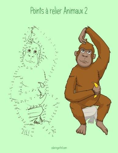 Points à relier pour enfants Animaux 2 par Nick Snels