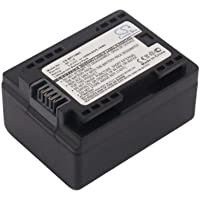 Battery for Canon LEGRIA HF R36 Li-ion 3.6V 1600mAh - BP-718