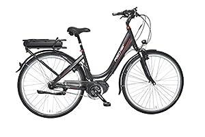 FISCHER E-Bike CITY ECU 1720, 28 Zoll, Mittelmotor 48 V/422 Wh und Rücktritt