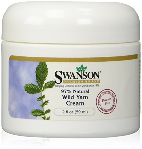 Wild Yam Cream 2 fl oz (59 ml) Cream by Swanson Premium
