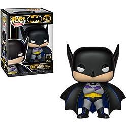 Funko- Pop Vinilo: Batman 80th: Bob Kane (1st Appearance) Figura Coleccionable, (37214)