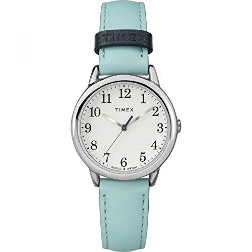 Timex Mixte Adulte Analogique Automatique Montre avec Bracelet en Cuir TW2R62900