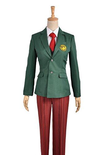 Prince of Stride Galaxy Standard Sänger Reiji Suwa-Boy Schule Uniform Cosplay Kostüm Custom Made (Prince Boys Kostüme)