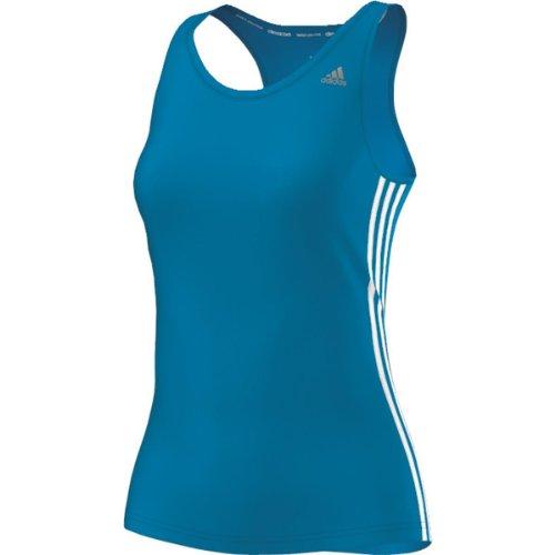 adidas Damen Tank Clima Training Core, Solar Blue, L, D89451