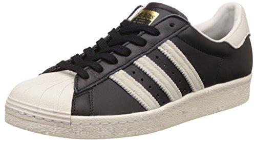 Adidas Superstar 80s (BB2232), Schwarz, 39 1/3 EU