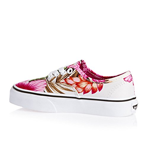 Vans  K Authentic,  Unisex Kinder Hohe Sneakers Weiß