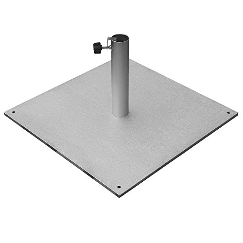 DELSCHEN Sonnenschirmständer aus Stahl 40 kg - 8212-381-310