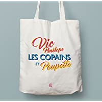 Sac La Boum (format tote bag ou pochette)