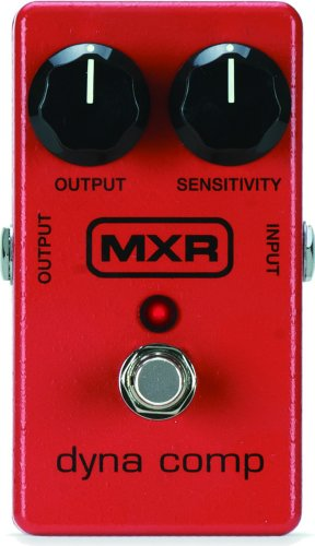 MXR Guitar Effects Dyna Comp M-102 (Japan Import)