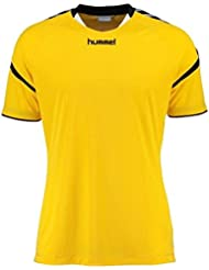 Hummel Auth. Charge SS en jersey–Sports Yellow