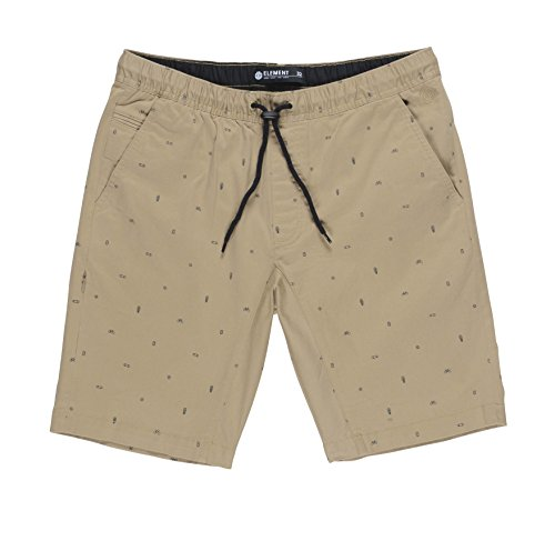 Altona Print Short Größe: M Farbe: In Day Canvas Khaki (Khaki Shorts Element)