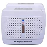 Rechargeable Mini Dehumidifier - 2 Pack Set