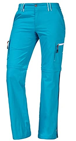 OCK Damen Zipphose blau 40