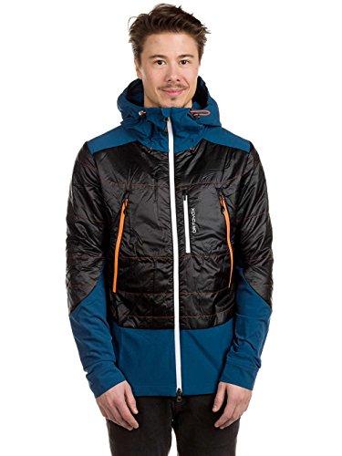 Herren Snowboard Jacke Ortovox Swisswool Piz Palü Jacke (Schweizer Armee Wolle)