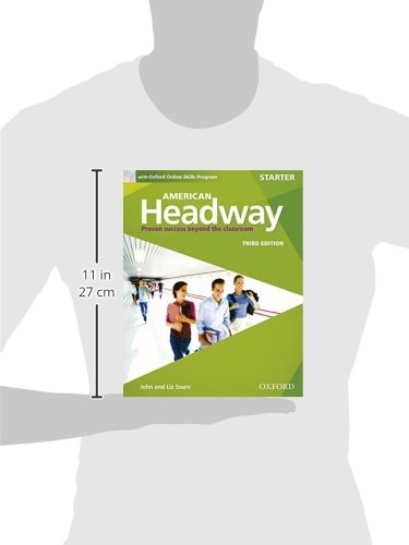 American Headway Starter. Student's Book Pack 3rd Edition (American Headway Third Edition)